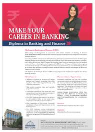 home diploma in banking and finance