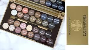 <b>Makeup Revolution</b> Fortune Favours The Brave <b>30 Eyeshadow</b> ...