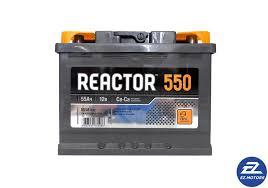 Аккумулятор 6-СТ 55 АПЗ <b>АКОМ</b> REAKTOR <b>о.п</b>. от 4350 рублей в ...