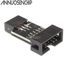 <b>5PCS 10PIN</b> 10 Pin To Standard 6 Pin 6pin Adapter Board For ...