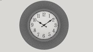 Wall clock Aviere 27505. <b>Настенные часы Aviere</b> 27505 | 3D ...