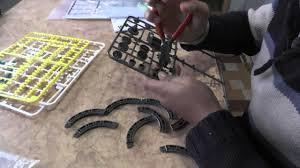 <b>Конструктор</b> DIY Kit 14 в 1 Солнечный робот, подготовка деталей