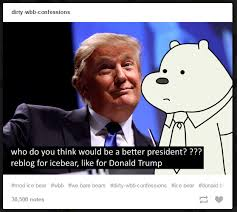 Ice Bear for 2016 | We Bare Bears | Know Your Meme via Relatably.com