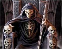 Resultado de imagen para san la muerte