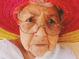 Image result for old woman in hat