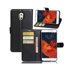 litchi flip wallet card slots bracket pu leather <b>phone case for meizu</b> ...
