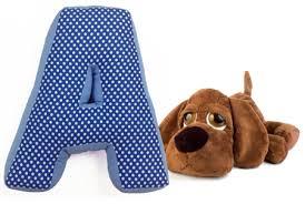 <b>Буквы</b>-подушки | Как сделать выкройку и сшить мягкую подушку ...