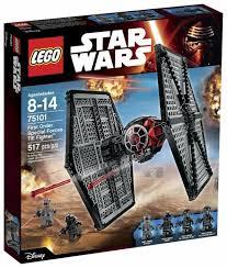 <b>Конструктор LEGO Star Wars</b> 75101 Истребитель особых войск ...