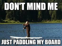 Carefree Sasquatch memes   quickmeme via Relatably.com