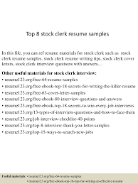 topstockclerkresumesamples conversion gate thumbnail jpg cb