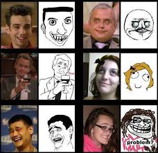 IMAGE | funny troll faces in real life via Relatably.com