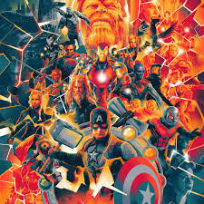 Original Motion Picture Soundtrack - <b>Avengers</b>: <b>Endgame</b> / Mondo ...