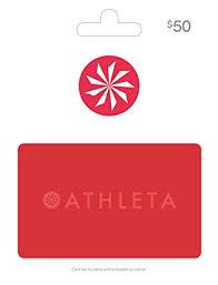 Amazon.com: Athleta Gift Card $50: Gift Cards