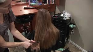 Long Hair Layers Hair <b>Cut</b> // <b>Natural</b> Hairstyles // <b>Round</b> Layers ...