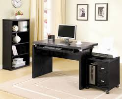 desk home office designs home office furniture computer desk amazing office desk black 4