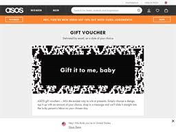 ASOS | Gift Card Balance Check | Balance Enquiry, Links & Reviews ...