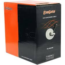 <b>Кабель FTP Exegate</b> 256750 <b>FTP</b> 5e 305 метров — купить в ...