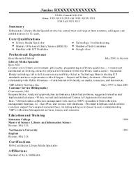 high school english and communications teacher resume example    xxxx x  library