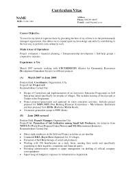professional fishing resume examples standard resume objective draft resume sample
