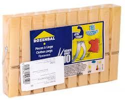 <b>Прищепки Rozenbal для белья</b> пластиковые 10шт купить с ...