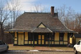 Great Meadows Railroad Station