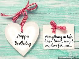 Birthday Wishes for Husband: Quotes and Messages | WishesMessages.com via Relatably.com