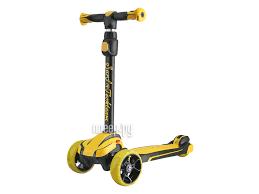 <b>Самокат Tech Team Surf</b> Boy 2019 Yellow, цена 144 руб., купить в ...