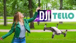 Дрон <b>DJI Ryze</b> Tello: не просто игрушка - обзор от Ники - YouTube
