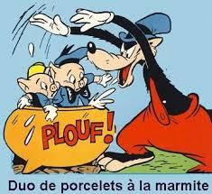 """Résultat de recherche d'images pour """"gifs 3 petits cochons et grand loup"""""""