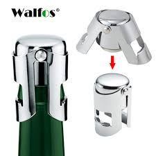 <b>WALFOS</b> 304 <b>stainless steel champagne</b> cork portable sealing ...
