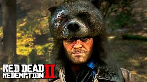 <b>Шапка</b> из ЛЕГЕНДАРНОГО <b>Медведя</b> - RED DEAD REDEMPTION 2 ...