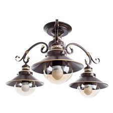 Потолочная <b>люстра Arte Lamp</b> Grazioso <b>A4577PL</b>-<b>3CK</b> купить в ...