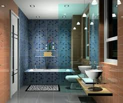 blue bathroom tile ideas: stunning small modern bathroom ideas wallmounted soap case blue tile ceramics wall background white bowl fiberglass
