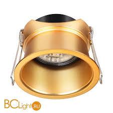 Купить встраиваемый <b>светильник Novotech</b> Butt <b>370447</b> с ...