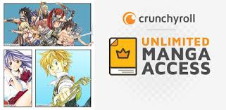 Crunchyroll <b>Manga</b> - Apps on Google Play