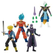 <b>Dragon Ball</b> Stars Action Figure Wave <b>3 Set</b> - Entertainment Earth
