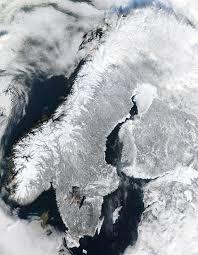 Scandinavian Peninsula