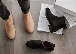 Essential <b>footwear</b> for a modern man