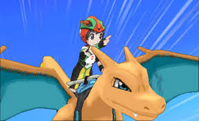 Image result for pokemon sun and moon riding pokemon