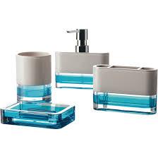 bath accessories green bathroom