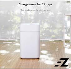 EZ Home <b>Mi</b> T1 Xiaomi Mijia Smart Intelligent Trash Can Bin ...