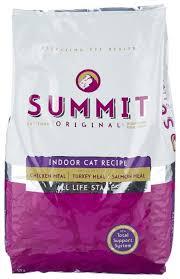 <b>Корм</b> для кошек <b>Summit</b> Three Meat Indoor Cat Recipe 6.8 кг ...