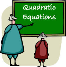 Quadratic Equation Word problems