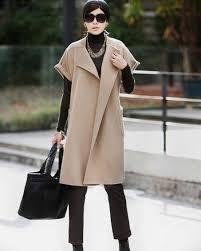 <b>Пальто</b> без рукавов (137 фото): тенденции 2017, женское ...