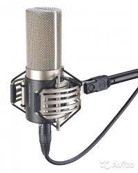 <b>Студийный микрофон Audio-Technica</b> AT5040 купить в Москве ...