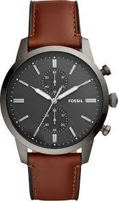 <b>Мужские часы Fossil FS5522</b> (США, кварцевый механизм, корпус ...