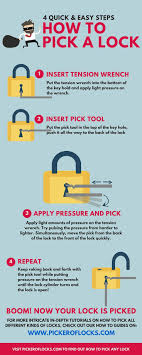 17 best images about urban survival skills prepping 4 quick and easy steps to lockpicking this come in handy if one has to get their child out of a locked room and doesn t have the key be weird