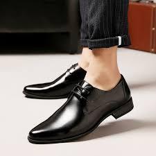 OSCO <b>Men Shoes</b> Spring Summer <b>Formal Genuine</b> Leather ...