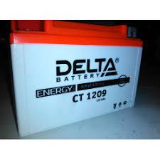 Отзывы о <b>Аккумулятор Delta CT</b> 1209