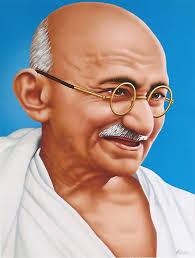 short essay on mahatma gandhi for class std words  mk